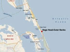 map of nags carolina nags map find nags outer banks real estate