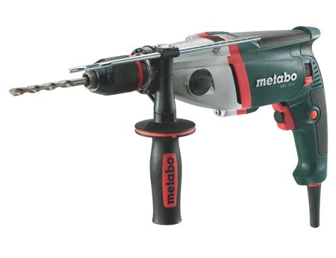 Perceuse à Percussion Filaire 6586 by Test Perceuse Filaire 224 Percussion Metabo Sbe 850