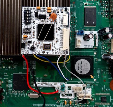 resistor xbox 360 cr4 xl zephyr opus falcon jasper install guide r jtag