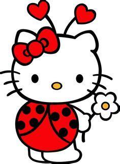 hello kitty ladybug coloring pages ladybug clipart hello kitty pencil and in color ladybug
