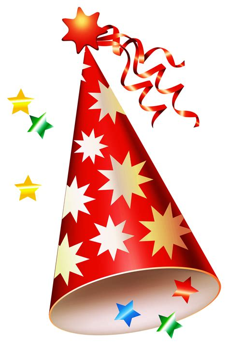 birthday hat happy birthday hat clipart clipart suggest