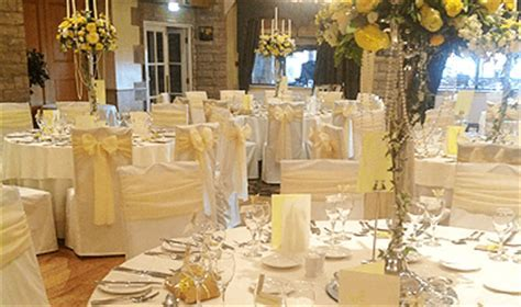 Hotel Wedding Venue Reception In Preston & Lancashire
