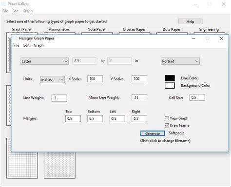 graph layout maker graph paper maker download