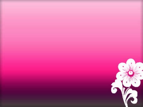 Wallpaper Stiker Putih Bunga Pink Kode 44 Background Powerpoint 2015 Wallpapersafari