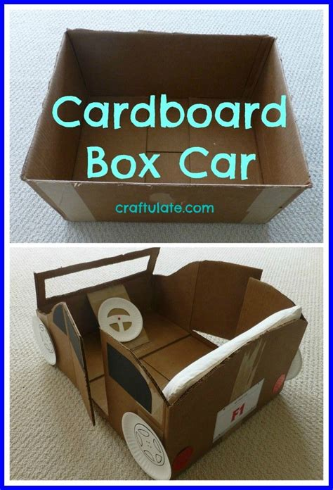 box car for your will this cardboard box car cardboard
