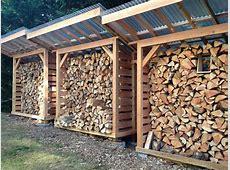 DIY Outdoor Firewood Storage Box Plans PDF Download roll ... Firewood Storage