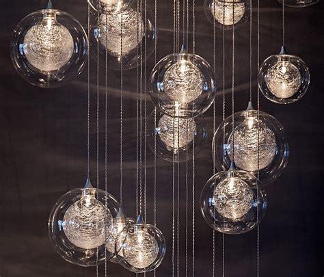 custom glass pendant lights globo handblown pendants custom lighting using 26 double