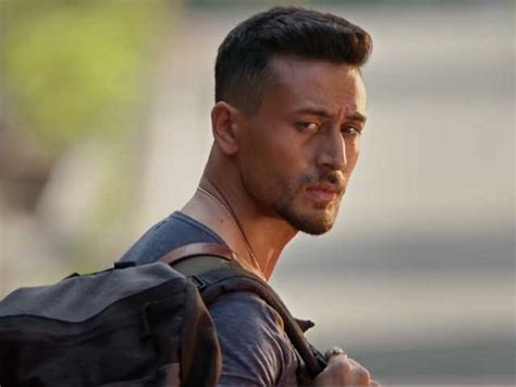 tiger shroff hair style baaghi 2 becomes tiger shroff s biggest hit ever