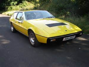 Lotus Elite For Sale 1975 Lotus Elite 501 For Sale Classic Cars For Sale Uk