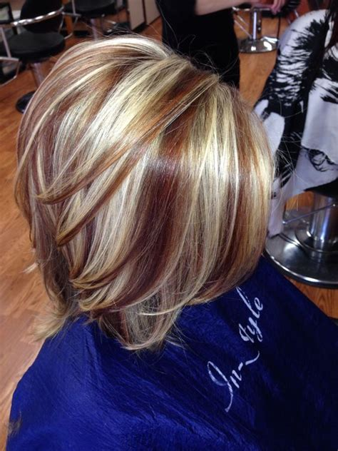 cute hairstyles for highlights highlights and lowlights color cute hair pinterest