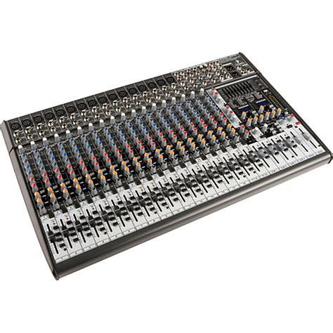 Mixer Eurodesk behringer eurodesk sx2442fx mixer musician s friend