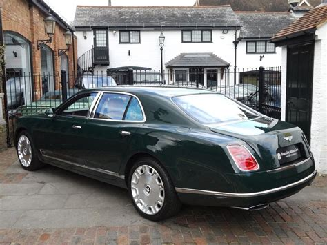 used bentley her majesty the queen used this bentley mulsanne now it