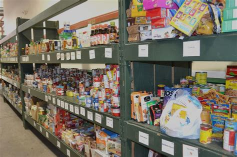 Food Pantry Newark Nj by Food Bank Collects 50k Pounds For Thanksgiving News