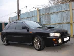 1998 Subaru Impreza Wagon 1998 Subaru Impreza Wrx Pictures 2000cc Gasoline