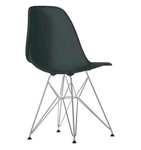 Vitra Style Chairs by Vitra Eames Dsr Chair Black
