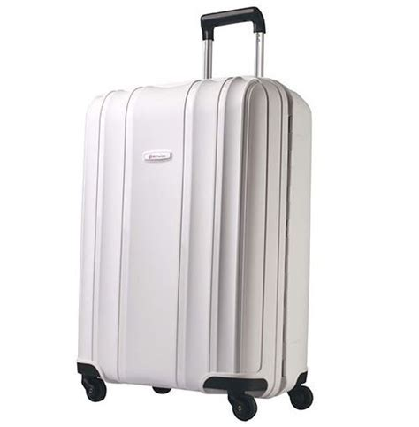 Echolac Evolution Luggage   White Wedding Gift Registry