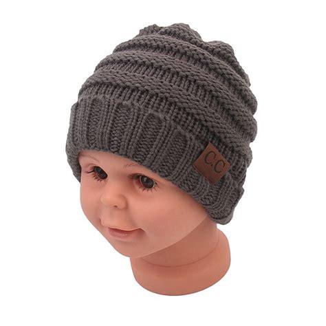 Topi Baseball Canada Grey winter keep warm cc beanie labeling hats wool knit