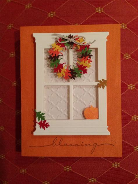 Handmade Thanksgiving Cards - 25 best ideas about handmade thanksgiving cards on