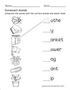 L Blends Coloring Pages by Free Consonant Blends With L Worksheets For Preschool Children