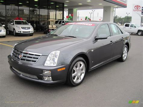 2007 cadillac sts awd 2007 cadillac sts 4 v6 awd in thunder gray chromaflair