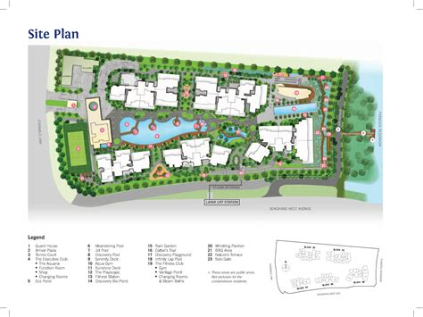 budget hotel design layout site map h20 residences