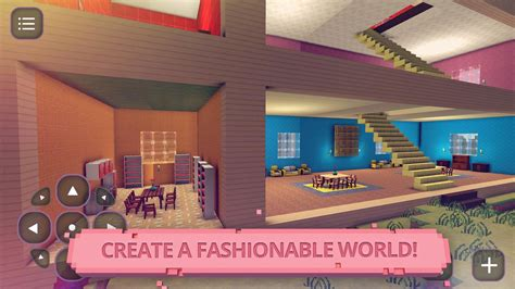 house design building games glam doll house girls craft android apps on google play