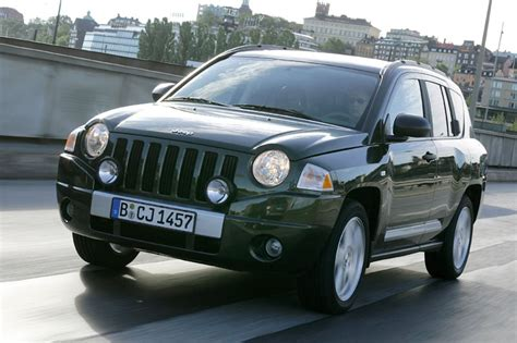 Jeep Compass 2 0 Crd Jeep Compass 2 0 Crd Limited 2006 Parts Specs