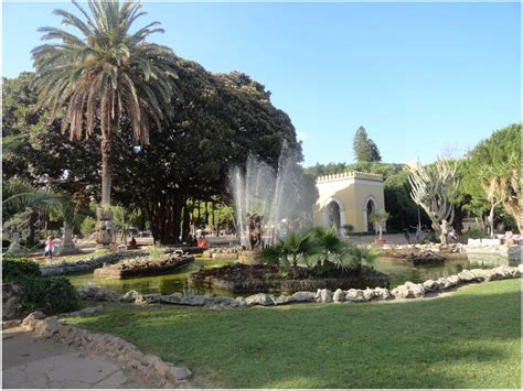 hotel giardini inglesi palermo hotel giardino inglese palerme italie cap voyage