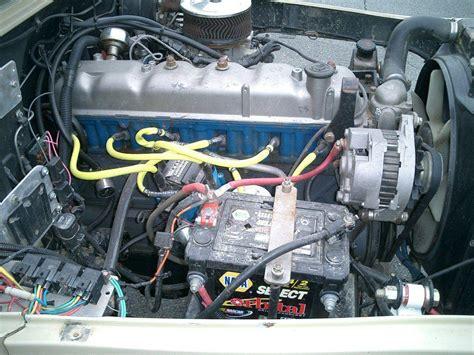 Fj55 Interior 6 Spark Plugs Toyota Land Cruiser Fj40 Fj60 1f 2f