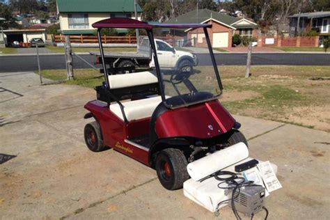 Lamborghini Golf Cart For Sale Told To Sell Lamborghini Golf Cart Or Lose