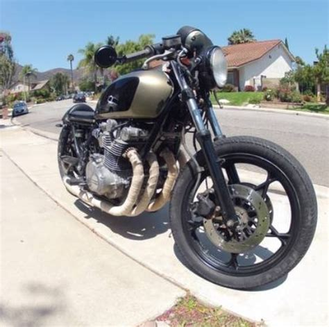 1980 Suzuki Gs850 Cafe Racer Wtt Want To Trade 1980 Suzuki Gs850 Cafe Racer For
