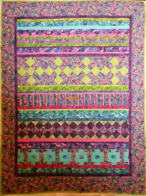 Seminole Quilting by Seminole Quilts Iris Quilts