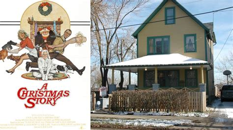 where is the christmas story house auction offers two night stay in cleveland a christmas story house abc news