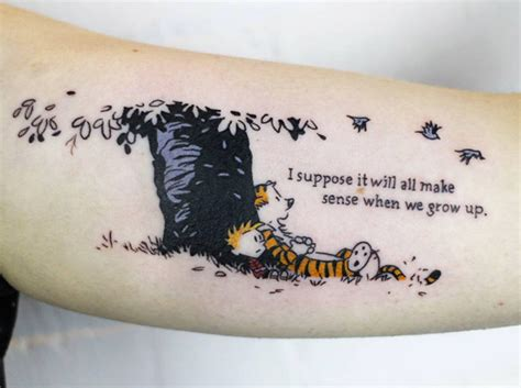 tattoo quotes growing up 32 quote tattoo ideas everyone should consider tattooblend