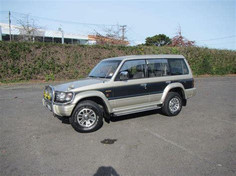 mitsubishi pajero 1992 1992 mitsubishi pajero exceed 7 seater 1 reserve