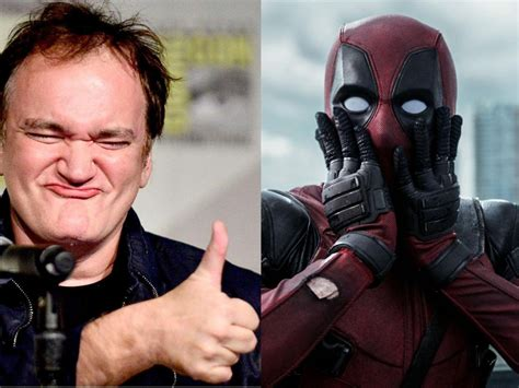 quentin tarantino house shack house quentin tarantino petitioned to direct deadpool 2 action a go