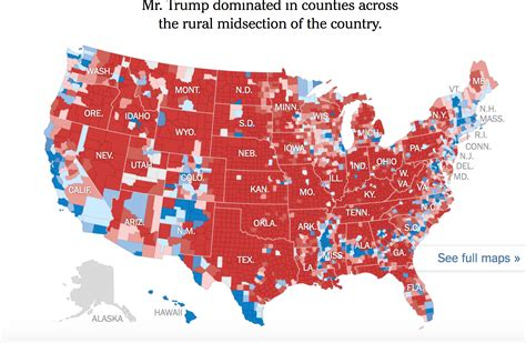 map us election 2016 county map election 2016 afputra
