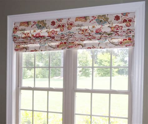 Banister House Colorful Custom Roman Shades Choose The Best Custom