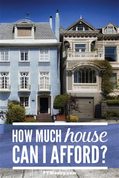 how much house can i afford with my salary