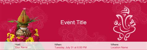 Housewarming Invitation India by Free House Warming Invitation With India S 1 Online Tool