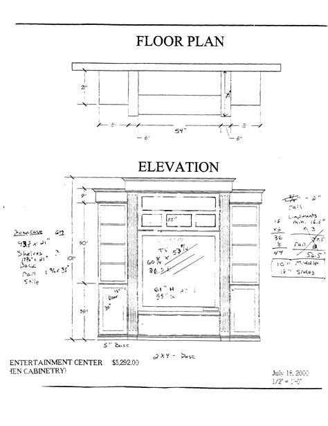 home entertainment center plans pdf diy home entertainment center plans download home