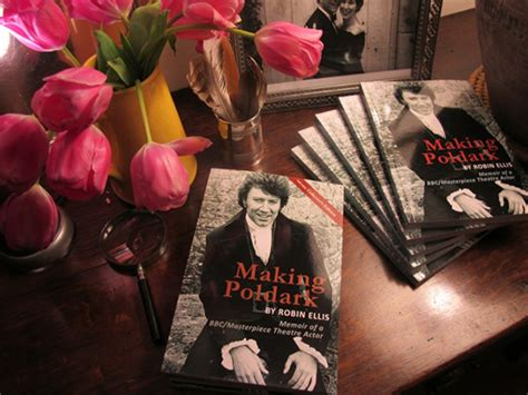 the poldark cookery book books quot one day at a time quot q a with robin ellis the quot original