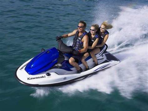 kawasaki jet ski 3 seater qraft boat rentals by