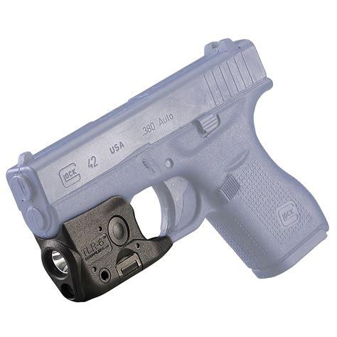 light for glock 43 streamlight tlr 6 c4 led weapon light w red laser for