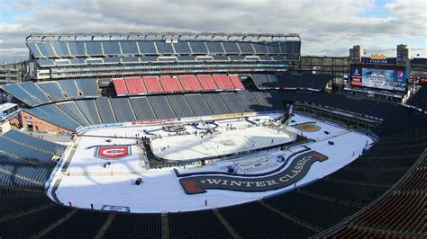 winter classic 2016 tv time uniforms weather nhl