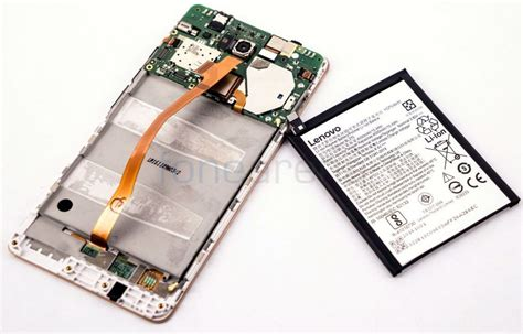 Lenovo K6 Power K33a42 Garansi Resmi lenovo k6 note teardown