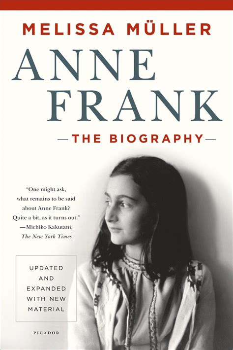 anne frank biography extract the history reader a history blog from st martins press