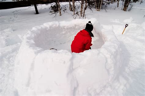 secura blog should you warm up to writing snow forts