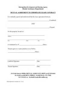 Landlord Agreement Template by Best Photos Of End Of Lease Agreement Template Lease