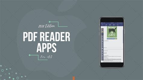 Best Document Reader For Iphone 8 best pdf reader apps for iphone to view and edit pdfs